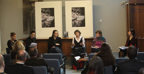 The Scars of the Erasure, Peace Institute book launch event