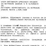 Depeša 26.6.1991