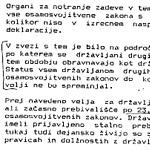 Depeša 30.7.1991