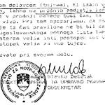 Depeša 18.2.1992