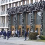 Akcija izbrisanih pred parlamentom, 21.2.2006