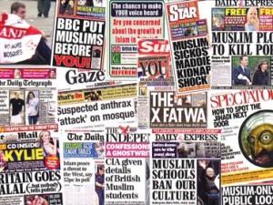 Mediji in propaganda o beguncih