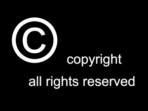Copyright logotip