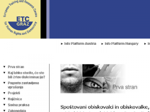 Nova spletna stran za boj proti diskriminaciji!
