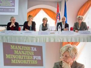 konferenca Manjšine za manjšine