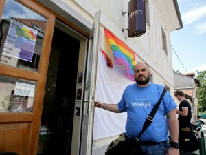Press Release Concerning the Homophobic Attack on Café Open