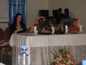 NWC Conference in Rwanda, 2010.