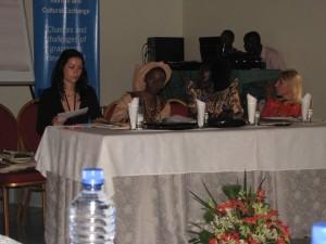 NWC Conference in Rwanda, 2010.