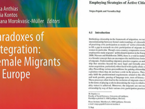 "Nova knjiga ""Paradoxes of integration"""