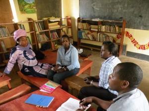 Prispevek o ženskem centru Nyamirambo