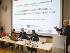 Mednarodna konferenca o migracijah in razvoju