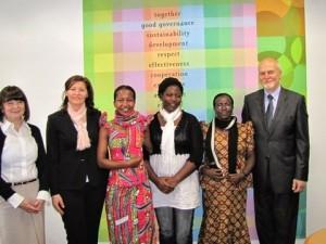 Obisk iz Ruande