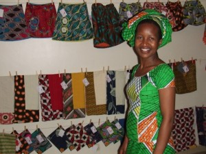Študijski obisk predsednice Ženskega centra Nyamirambo iz Ruande v Sloveniji