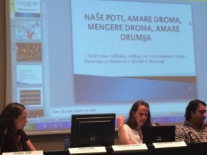 Izmenjava izkušenj nevladnih organizacij, ki so aktivne na področju boja proti diskriminaciji s posebnim poudarkom na družbeni vključeni Romov in Sintov v Italiji in Sloveniji