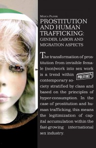Prostitution And Human Trafficking: Gender, Labor And Migration Aspects