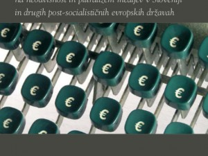 Peticija zoper cenzuro in politične pritiske na novinarje v Sloveniji