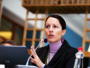 Neža Kogovšek Šalamon, Peace Institute Director, Re-elected as Pasos Board Member