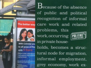 Politics of care