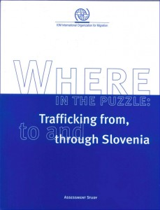 Where in the Puzzle: Trafficking from, to and Through Slovenia