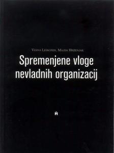 Spremenjene vloge nevladnih organizacij
