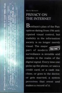 Zasebnost na internetu
