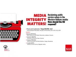 "Konferenca ""Reclaiming public service values"""