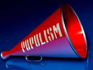 Populism and Practices of Othering
