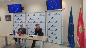 Podgorica, 17 March 2015: EU award for investigative journalism launching event