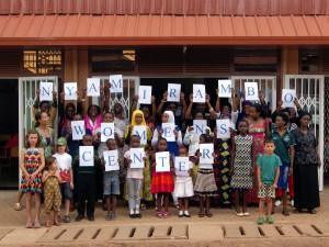 Študijski obisk predstavnic ruandskih nevladnih organizacij