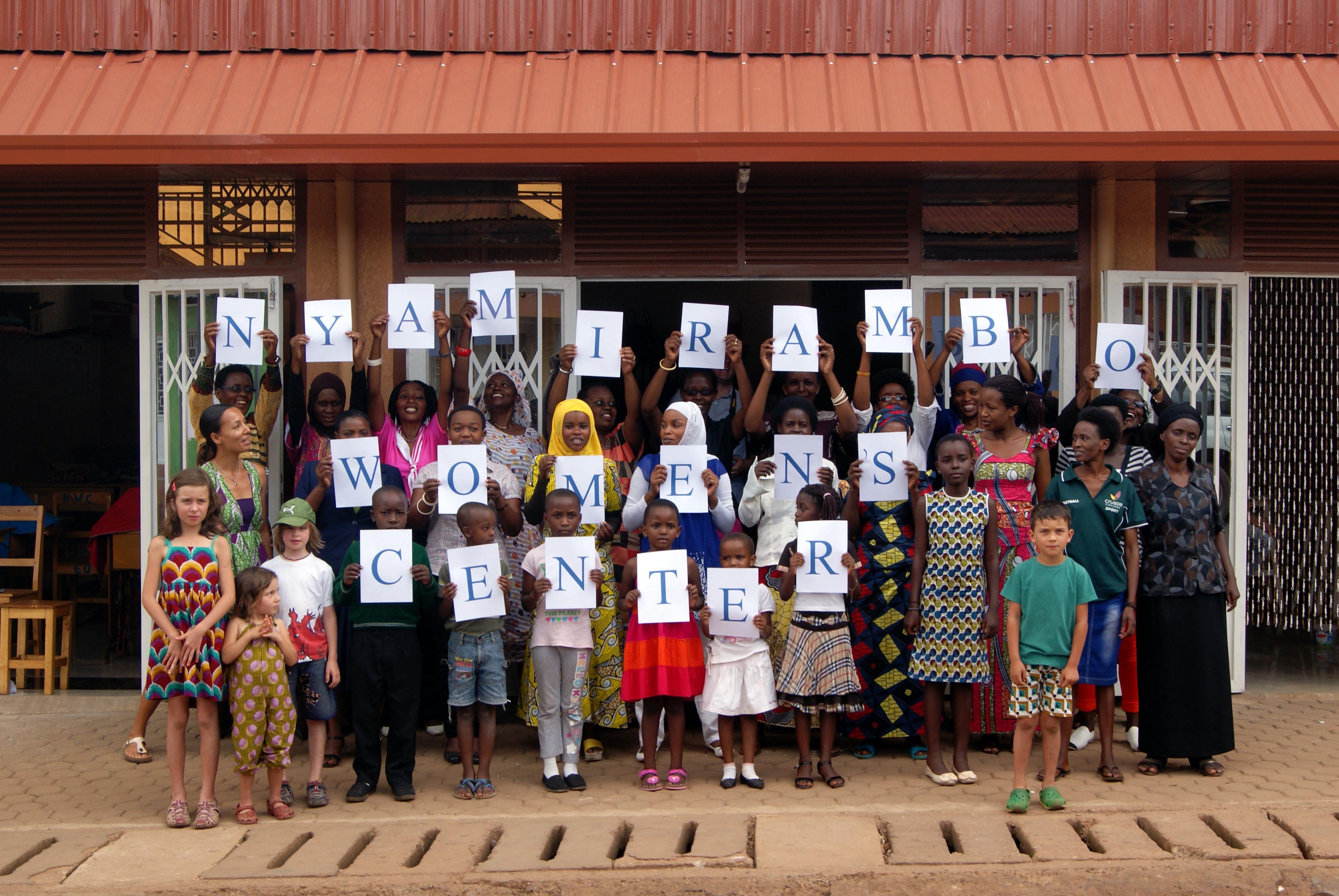 Ženski center Nyamirambo, Ruanda