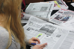 Global Media Monitoring Project, Albania