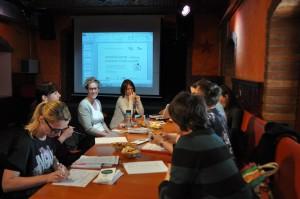 Posvet Koalicije proti sovražnemu govoru, Slovenske Konjice, foto: Jernej Pliberšek