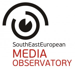 NNS South East European Media Observatory logo