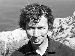Janez Štebe: portretna fotografija