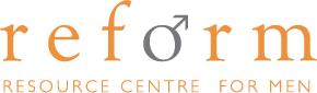 Logotip Reform – resource centre for men