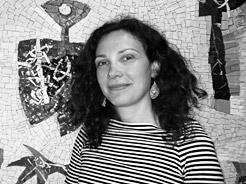 Janja Vuga: portretna fotografija