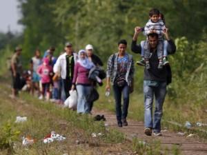 Premislek o begunski krizi