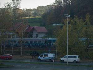 Second report from Šentilj