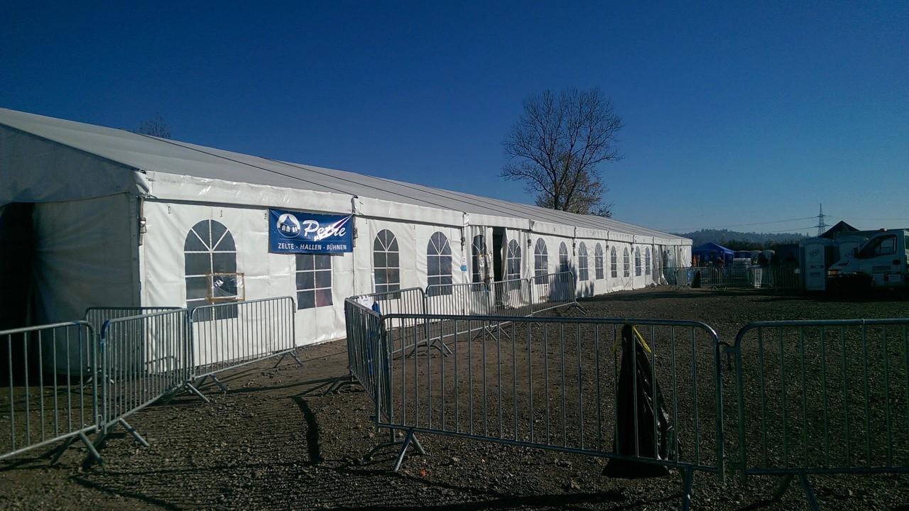 center za begunce Dobova
