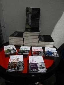 """Na forumu so bili dostopni brezplačni izvodi knjige """"Feminizem in Islam"""" avtorice Ane Frank"""