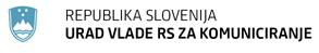 Urad vlade RS za komuniciranje___logo
