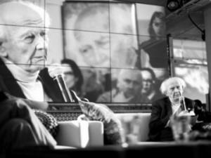 Zygmunt Bauman na obisku v Ljubljani
