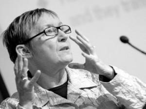 Liz Kelly, raziskovalka družinskega nasilja