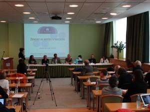 Konferenca Ženske in moški v medijih