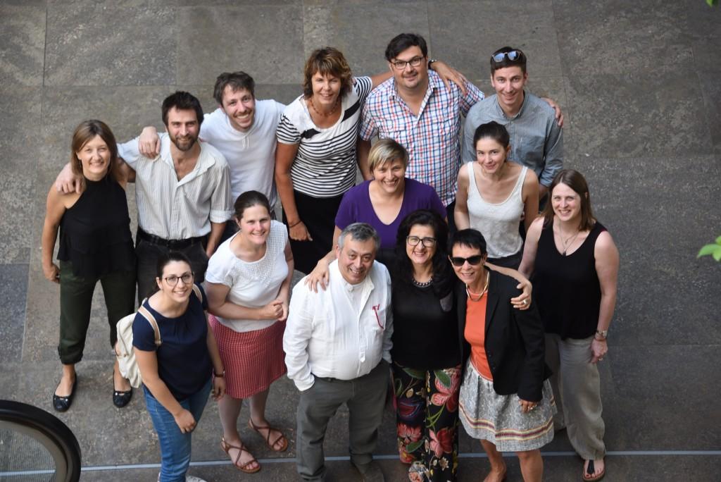 1 Groupe picture Meet Berlin June 2018