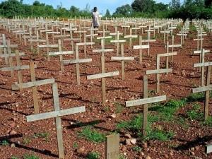 Večer afriške književnosti, posvečene stotim dnem ruandskega genocida