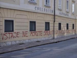 Genealogija novih družbenih gibanj v Sloveniji