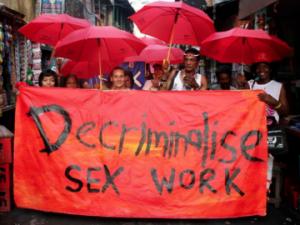"""""""Prostitutkam pripadajo delavske pravice"""""""