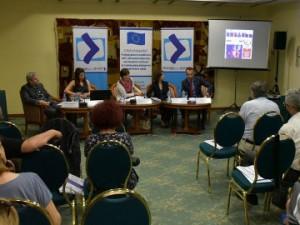 Sodelovanje pri raziskavah in omizjih v Makedoniji