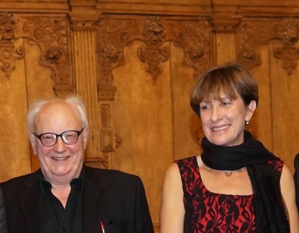 PI researcher Vlasta Jalušič held a Laudation for the 2017 Hannah Arendt Prize to Étienne Balibar
